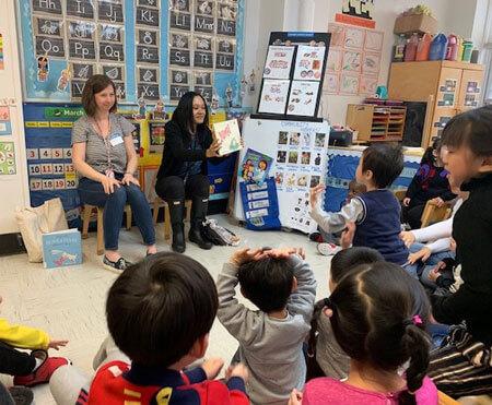 Preschool Special Education Classrooms – East River Child Development Center